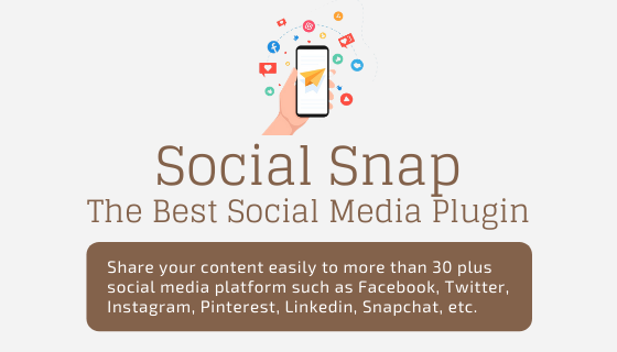 Social Snap Plugin Review