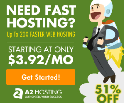 a2hosting review and discount