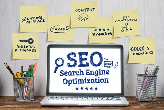 off page and on page SEO