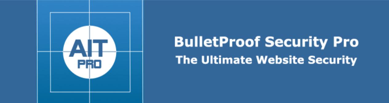 BulletProof Security WordPress Security Plugins