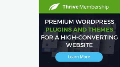 Thrive Membership