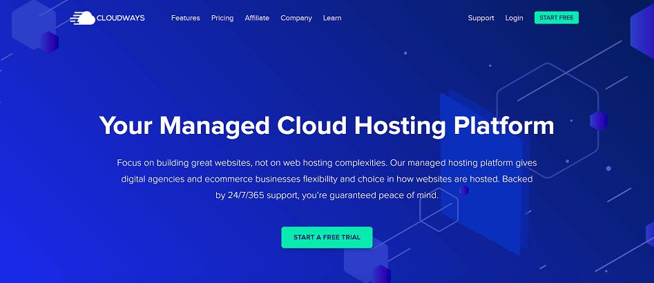 Cloudways Web Hosting Affiliate Program
