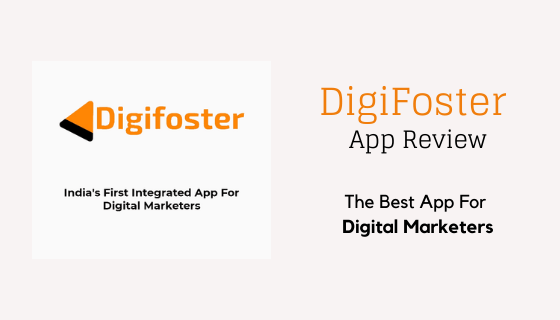 DigiFoster App Review