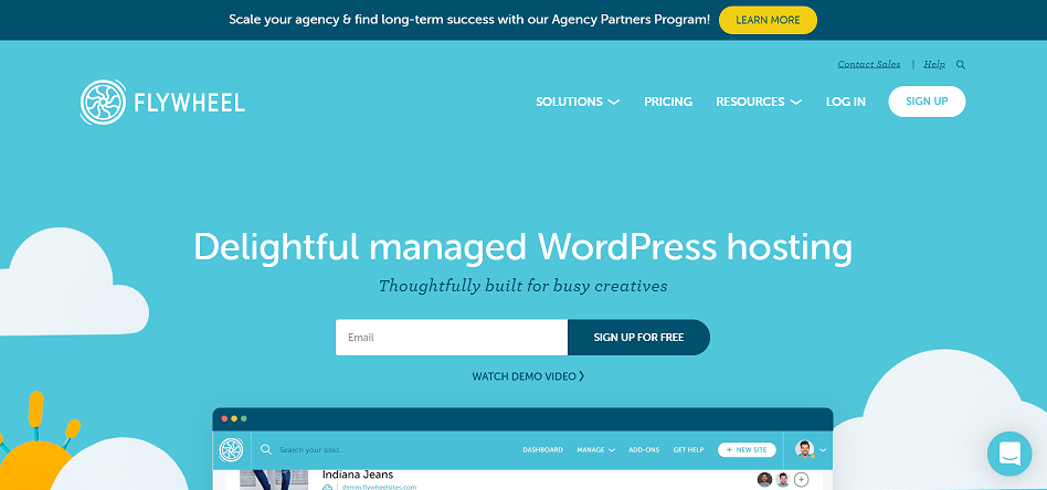 Flywheel Web Hosting Affiliate Program