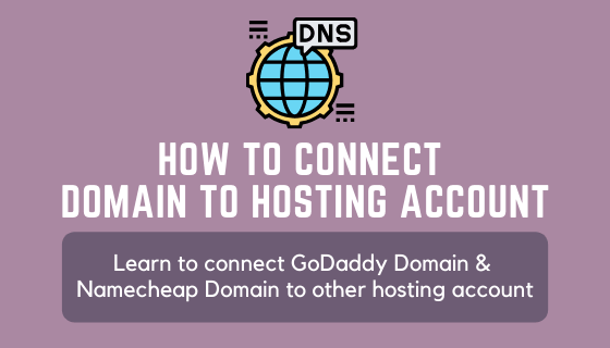 How to connect domain to hosting