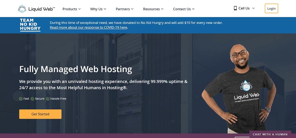 Liquidweb Web Hosting Affiliate Program