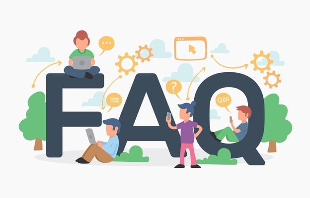 Blog FAQs Frequently Asked Questions