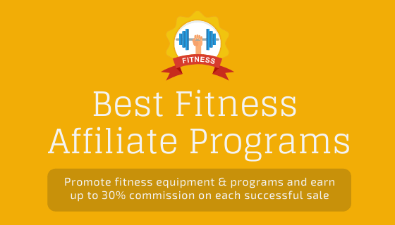 Best Fitness Affiliate Programs