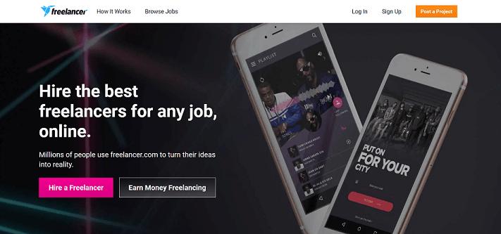 Freelancer Micro Jobs