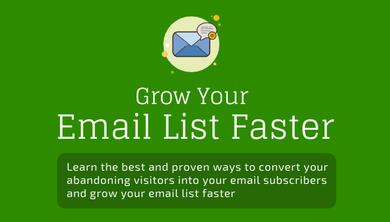 How To Grow Email List Fast