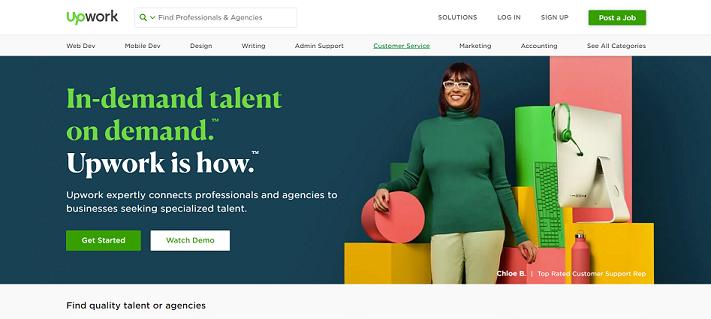 UpWork Micro Jobs