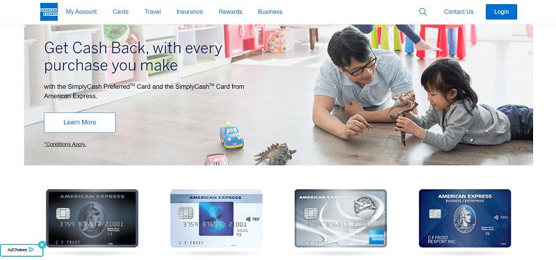 American Express Credit Card Affiliate Program
