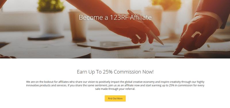 123rf Affiliate Program